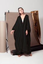 Load image into Gallery viewer, Lady Black Abaya