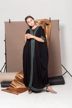 Load image into Gallery viewer, Green Empress Abaya