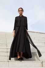 Load image into Gallery viewer, The Flamboyant Abaya