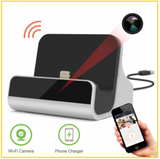 Android Dock With Wifi Security Camera | Type C Connector