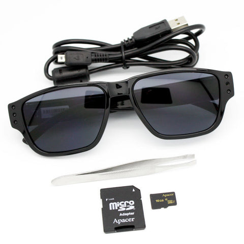 12d9ee3721d8e ... Lawmate PV-EG20DL Dark Sunglasses Hidden Camera ...