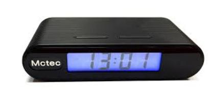 Lawmate PV-FM20HDWI | Clock With Hidden Camera Wifi & Remote View / Playback