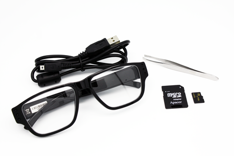 13fb7c570d5cb Lawmate PV-EG20CL Covert Camera Glasses – Austin Spy Shop