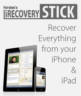 Paraben iRecovery Stick | Investigation & Deleted Data Recovery Device for iOS