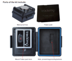 Magnetic Case & Extended Battery For GPS Tracker