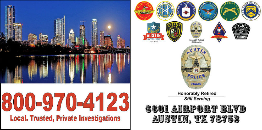 Private Investigator Austin Texas