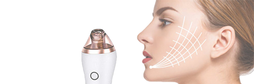 Handheld Microdermabrasion Tool with 4 total attachments for skin care removes wrinkles age spots sun damage exfoliates rejuvenates removes dead skin helps with acne scarring stretch marks blackheads melasma hyper pigmentation and uneven skin tone
