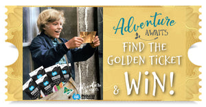 Find the Golden Ticket & WIN