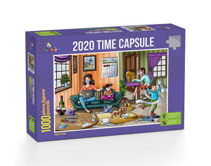 Funbox Jigsaw Puzzle 1000 piece - 2020 Time Capsule