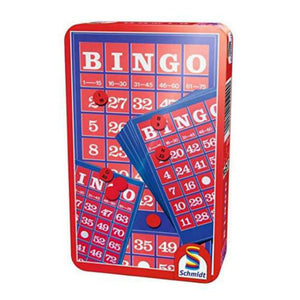 Bingo in a Tin