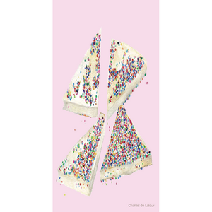PRE ORDER: ECO Beach Towel - Fairy Bread