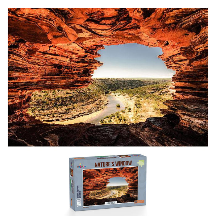 Funbox Jigsaw Puzzle 1000 piece - Nature's Window