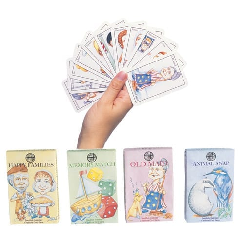 House of Marbles - Children's Classic Card Games