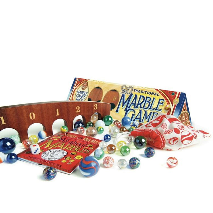 House of Marbles - Marble Games Pack