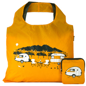 Van Go Tote Bags | Various Caravan Themed Designs & Colours