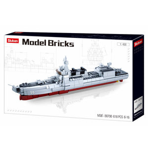 Sluban Bricks - Model Bricks Destroyer 578 pcs