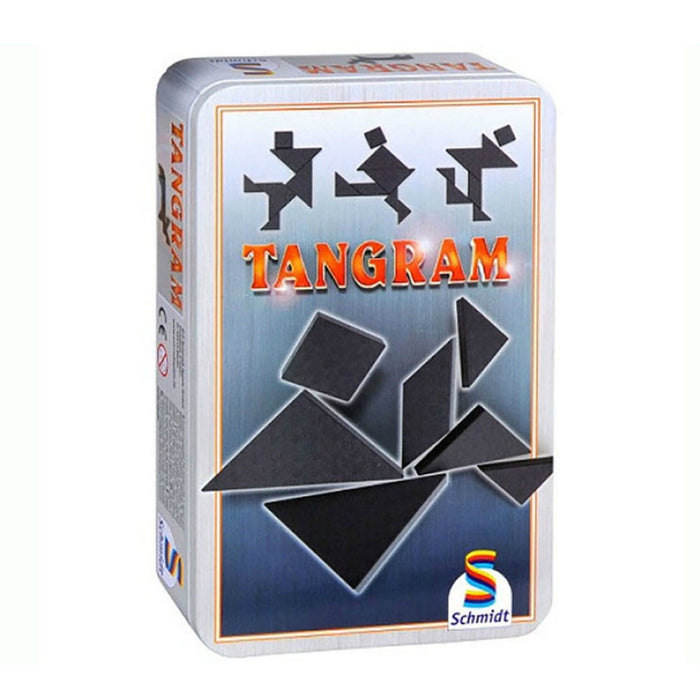 Tangram in a Tin