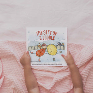 The Gift of a Cuddle Book - Paperback