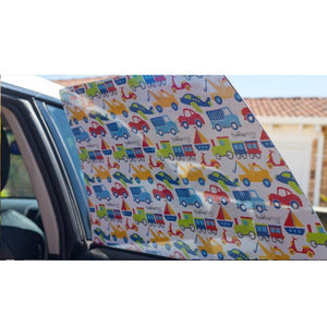 Toddler Tints Car Window Tint | Brrm Beep Whoosh