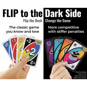 UNO Flip! Card Game