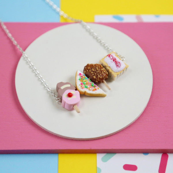 Saturday Lollipop Necklace | Aussie Treats