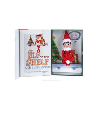 The Elf on the Shelf | GIRL