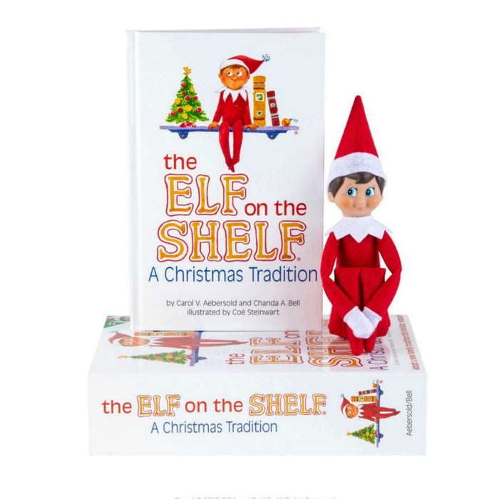 The Elf on the Shelf | BOY