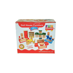 Fun Factory Doll House Furniture