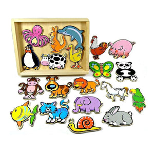 Fun Factory | Magnetic Animals