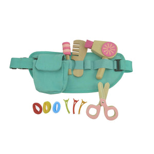 Kaper Kidz Hair Dressing Belt Play Set