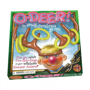 Oh-Deer! The Crazy Christmas Game - House of Marbles
