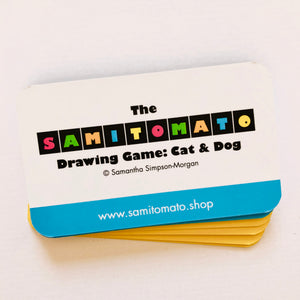 Samitomato Drawing Game Cats & Dogs