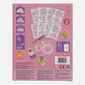 Tiger Tribe Shrinkies | Sweat Treats