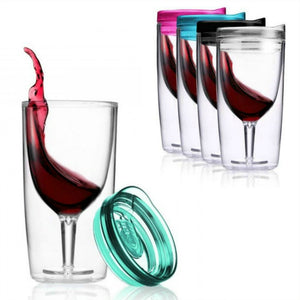Alcoholder TraVino Wine Sippy Cup