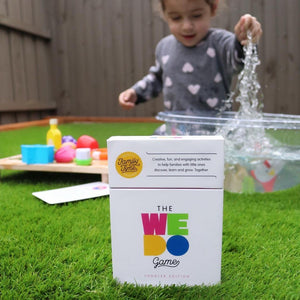 The WeDo Game | Toddler Edition