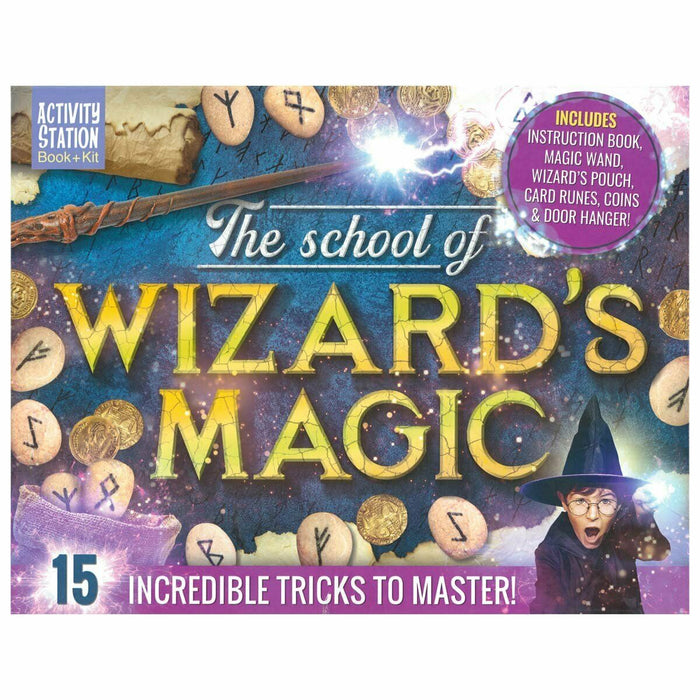 Activity Station | Wizard's Magic