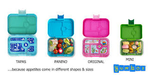 Yumbox Tapas | 4 or 5 Compartment Lunch Box
