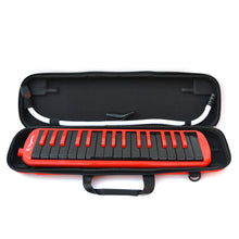 Load image into Gallery viewer, Magma 32 Key Professional Melodica Red and Black  (M3207)