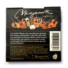 Load image into Gallery viewer, Magma TRES CUBANO Strings Silver Plated Wound Set (TC100)