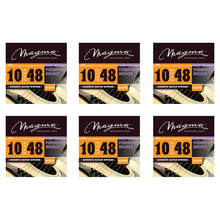 Load image into Gallery viewer, Magma Acoustic Guitar Strings Light Gauge Phosphor Bronze Set, .010 - .048 (GA120PB)