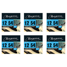 Load image into Gallery viewer, Magma Acoustic Guitar Strings Medium Gauge COATED Phosphor Bronze Set, .012 - .054 (GA140P)