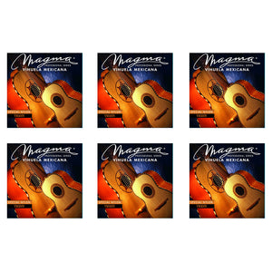 Magma VIHUELA MEXICANA Strings Special Nylon Set (VM100N)