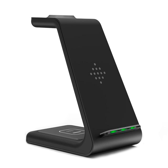 StationQ - 10W 3in1 Wireless Charger Stand