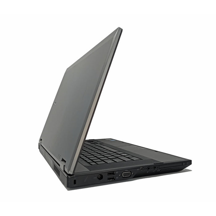 Pc Notebook economico Dell Latitude E5510 Core i3 320GB HDD 4GB ram porta seriale w10