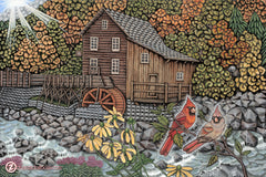 The Grist Mill - Prints + Canvas