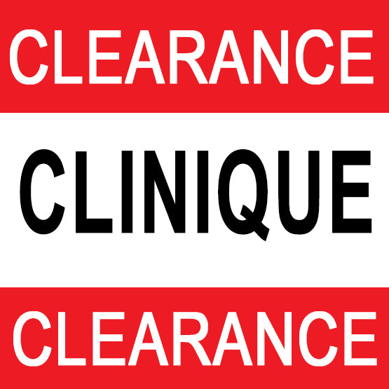Clinique Clearance Sale