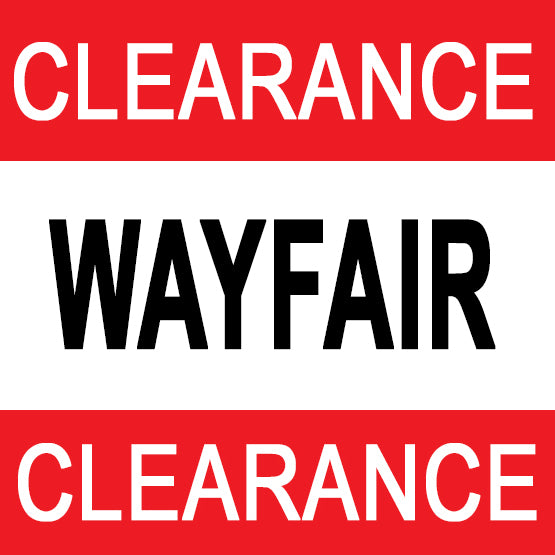 Wayfair Clearance Sale