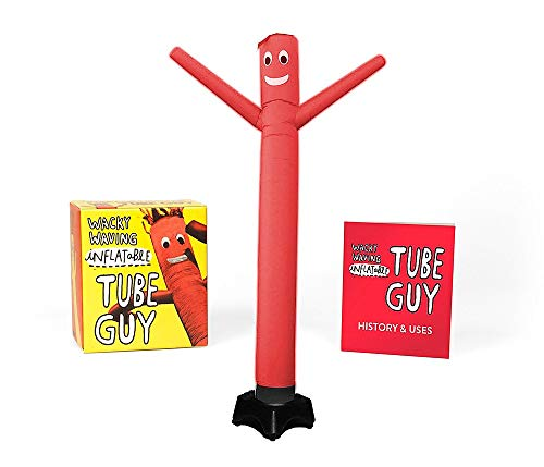 Funny Waving Inflatable Tube Guy