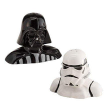 Load image into Gallery viewer, Vandor Star Wars Salt & Pepper Shakers