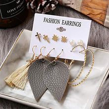 Load image into Gallery viewer, 36 Pairs Fashion Earrings Set for Women